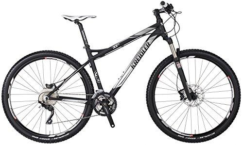 Kreidler Dice 29er 2.0 Twenty Niner Mountain Bike 2015 (Schwarz, 47cm)