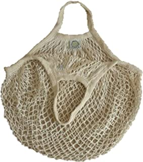 Guangcailun in Cotone Riutilizzabile all'aperto Frutta Net Pocket Borsa Tasca a Rete di Grande capacità, di Cotone Shoppin...