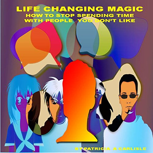 Life Changing Magic audiobook cover art