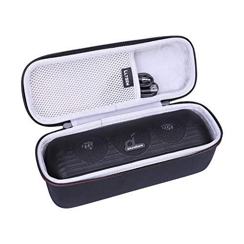 LTGEM Eva Hart Reise Tragen Tasche für So&core Motion+ Bluetooth Lautsprecher - Schutz Schutzhülle