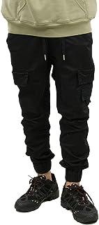 [ゼンローブ] カーゴパンツ メンズ 正規販売店 ZANEROBE シュアショット ボトムス ジョガーパンツ SURESHOT LITE CARGO JOGGER BLACK 711JP-FLD (コード:4141721313)