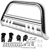 AUTOSAVER88 Bull Bar Compatible for 2004-2021 Ford...