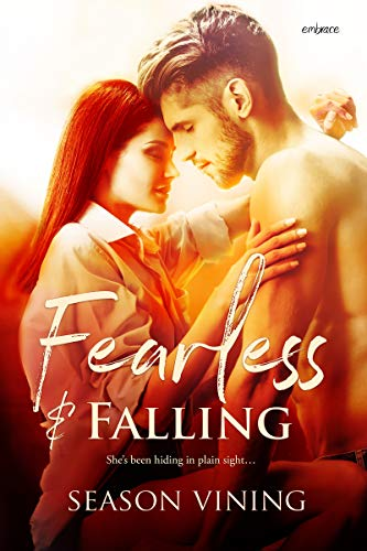 Fearless and Falling (Chaos & Control Book 2) by [Season Vining]