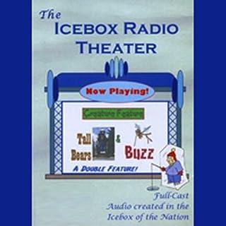 Icebox Radio Theater audiobook cover art