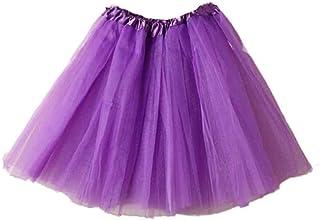 a208fe784 Amazon.es: vestido azul - Morado / Faldas / Mujer: Ropa