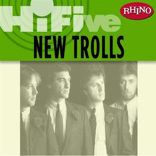 mp3 quella carezza della sera new trolls