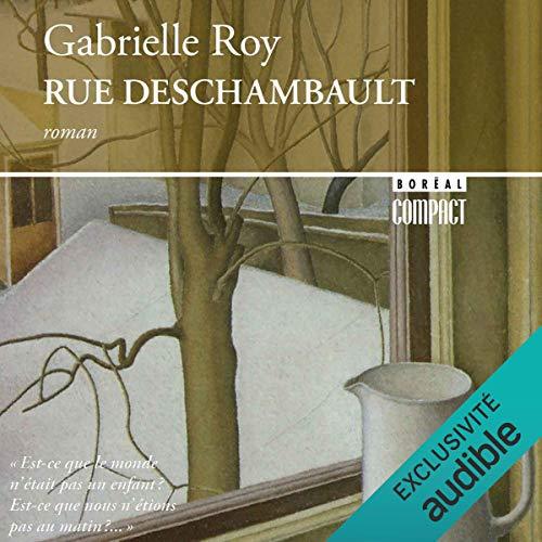 Rue Deschambault [Deschambault Street]  By  cover art