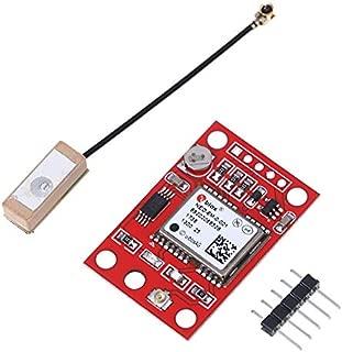 Eshylala 1Set GYNEO6MV2 GPS Module NEO-6M GY-NEO6MV2 Board with Antenna