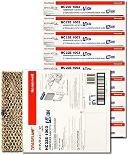 Honeywell HC22E1003 He225 Humidifier Pad W/AgionTM Coating - Lot of 10