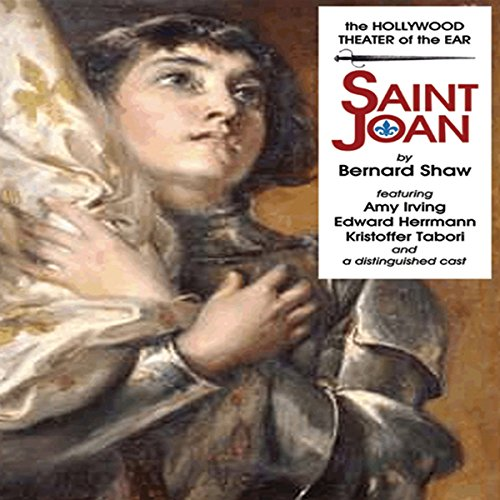 Saint Joan cover art