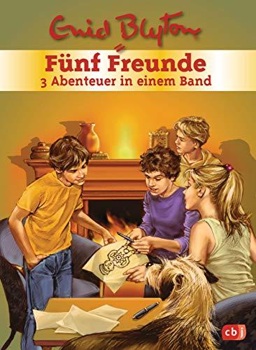 Fünf Freunde - 3 Abenteuer in einem Band: Sammelband 3: Fünf Freunde und der Sonnengott / Fünf Freunde und die falsche Prinzessin / Fünf Freunde jagen ... Einbrecher (Doppel- und Sammelbände, Band 3)
