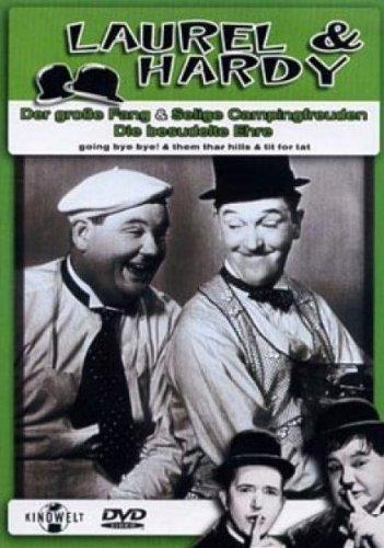 Laurel & Hardy - Fang/Campingfreuden/Ehre