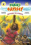 Homer's Odyssey - Graphic Novel: Return to Ithaca - Colored Edition (English Edition)
