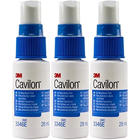 Corona Virus protection products Cavilon No Sting Barrier Film – 28 ml Spray – Pack of 3
