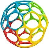 Bright Starts, Oball Classic, Juguete, 10 cm, Multicolor