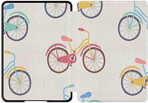 Fundas para Kindle Paperwhite Juego de Ciclismo con Ruedas de ...