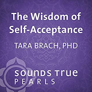 Wisdom of Self-Acceptance audiobook cover art