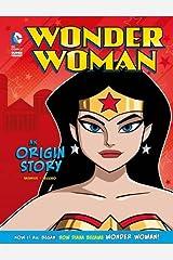 Wonder Woman: An Origin Story (DC Super Heroes Origins) Hardcover