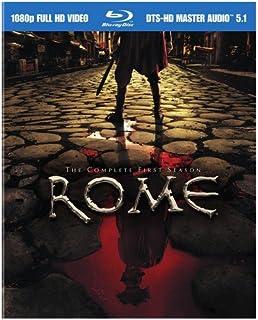 Rome: The Complete First Season [Blu-ray] (B004QRUN8W) | Amazon price tracker / tracking, Amazon price history charts, Amazon price watches, Amazon price drop alerts