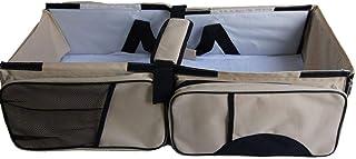 سرير اطفال متنقل وحقيبة 3 في 1