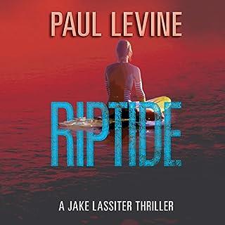 Riptide audiobook cover art