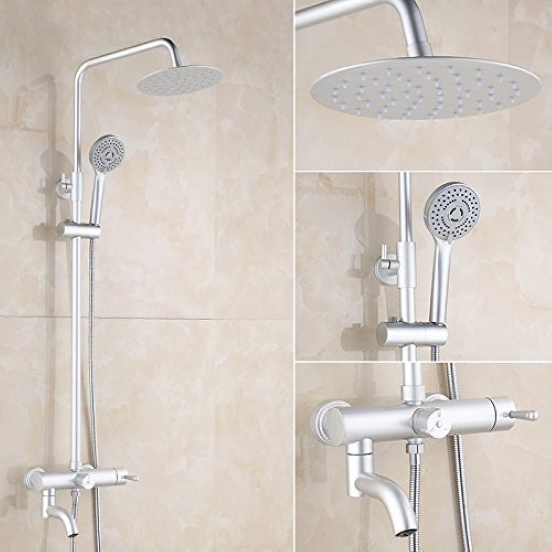 Dusche, Platz Aluminium Dusche, Wasserhahn, Dusche, knnen Sie die grossen Sprinkler nach oben und unten