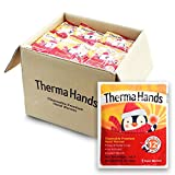 Hand Warmers (40 Packs) - Premium (Size: 3.5 inch x 4 inch, Duration: 12+ Hours, Max Temp: 163 F) Air-Activated, Convenient, Safe, Natural, Odorless, & Long Lasting Hand Warmers Disposable