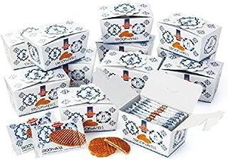 オランダ 土産 オランダ ミニキャラメルワッフル 12箱セット (海外旅行 オランダ お土産)