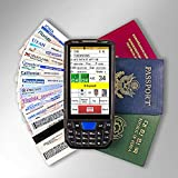 IDVisor Smart ID Scanner V2 + All Software Upgrades, Charging Cradle and Extra Battery