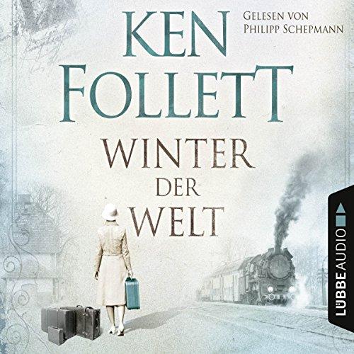 Winter der Welt (Die Jahrhundert-Saga 2) audiobook cover art