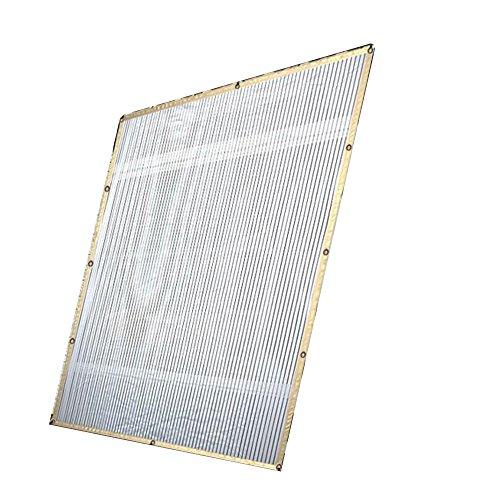 HAIZHEN Sunblock Koeling Schaduw Net Zonnebrandcrème Isolatie Net Balkon Zonnebank Bloem Plant Thuis Grootte optioneel