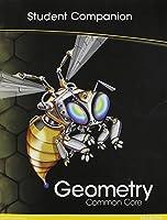 High School Math Common Core Geometry Student Companion Book Grade 9/10 013318594X Book Cover