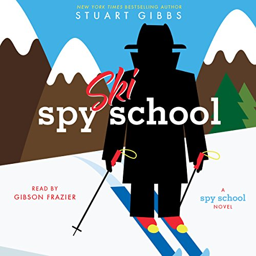 Page de couverture de Spy Ski School