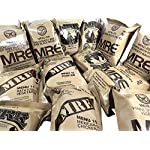 MREs (Meals Ready-to-Eat) Genuine U.S. Military Surplus (1 Pack) Assorted Flavor by MRE