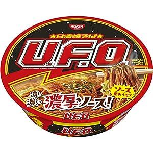 """日清食品 焼そばU.F.O. 128gx12個"""""""