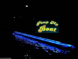 Green Blob Outdoors Pimp My Pontoon p(Blue, Green, or Ultra-Violet) (18,20,or 25ft Sizes) LED Boat Deck Lighting Kit w Bonus Red & Green Navigation Strips DIY Under Deck Lighting kit Night Time Fun