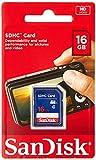 SanDisk SDSDB-016G-B35 16 GB Class 4 SDHC Memory Card (Label May Change)