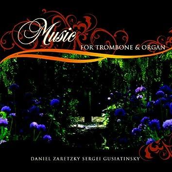 Music for Trombone & Organ