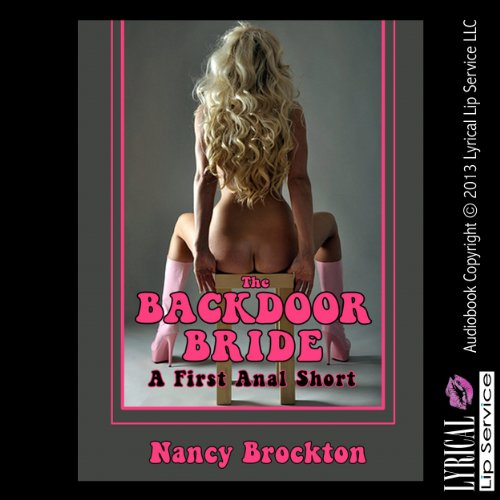 The Backdoor Bride audiobook cover art