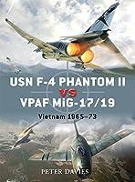USN F-4 Phantom II vs VPAF MiG-17: Vietnam 1965-72 (Duel)