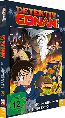 Detektiv Conan: Die Sonnenblumen des Infernos - 19.Film - [DVD]