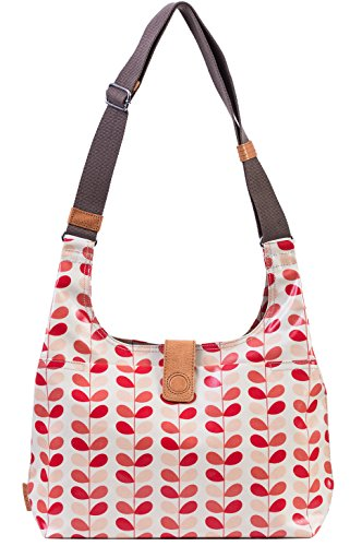 ORLA KIELY MULTI STEM MIDI SLING BAG.