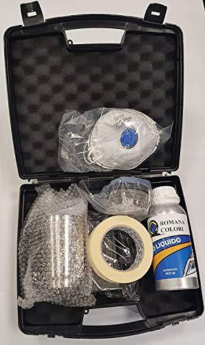 WETOR 2350 - Kit de restauración de Faros con Polímero líquido