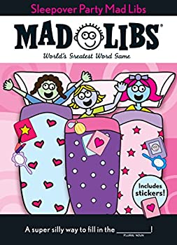 Sleepover Party Mad Libs  The Deluxe Edition