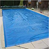 Cobertor Solar Piscina Cubierta solar para piscina redonda, cubierta para...