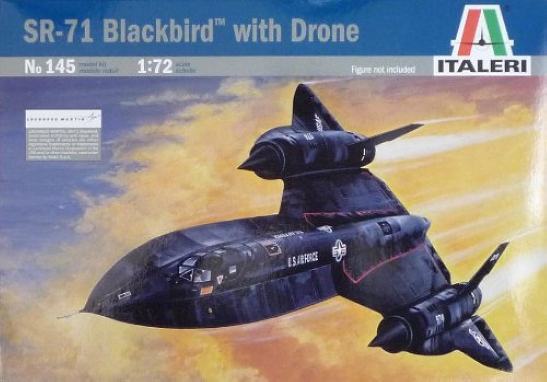los nuevos estilos calientes Italeri - I145 - Maquette - Aviation - - - SR-71 negrobird - Echelle 1 72 by Italeri  descuento de ventas