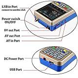 GT MEDIA V8 Satelliten Finder DVB-S / S2 / LCD - 6