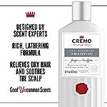 Cremo Barber Grade Juniper & Anti-Dandruff to Relieve Dry Hair, 16 Oz (2-Pack), Eucalyptus 5