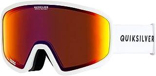 Quiksilver Goggle - Gafas para Hombre, Color marrón y Blanco