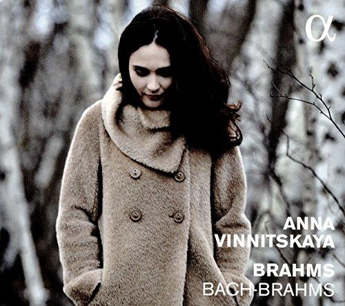 Bach-Brahms - Klavierstücke Op.76 / Rhapsodien Op.79 / Fantasien Op.116 / +